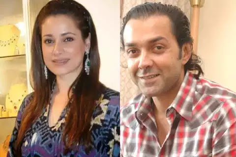 bobby deol and nilam