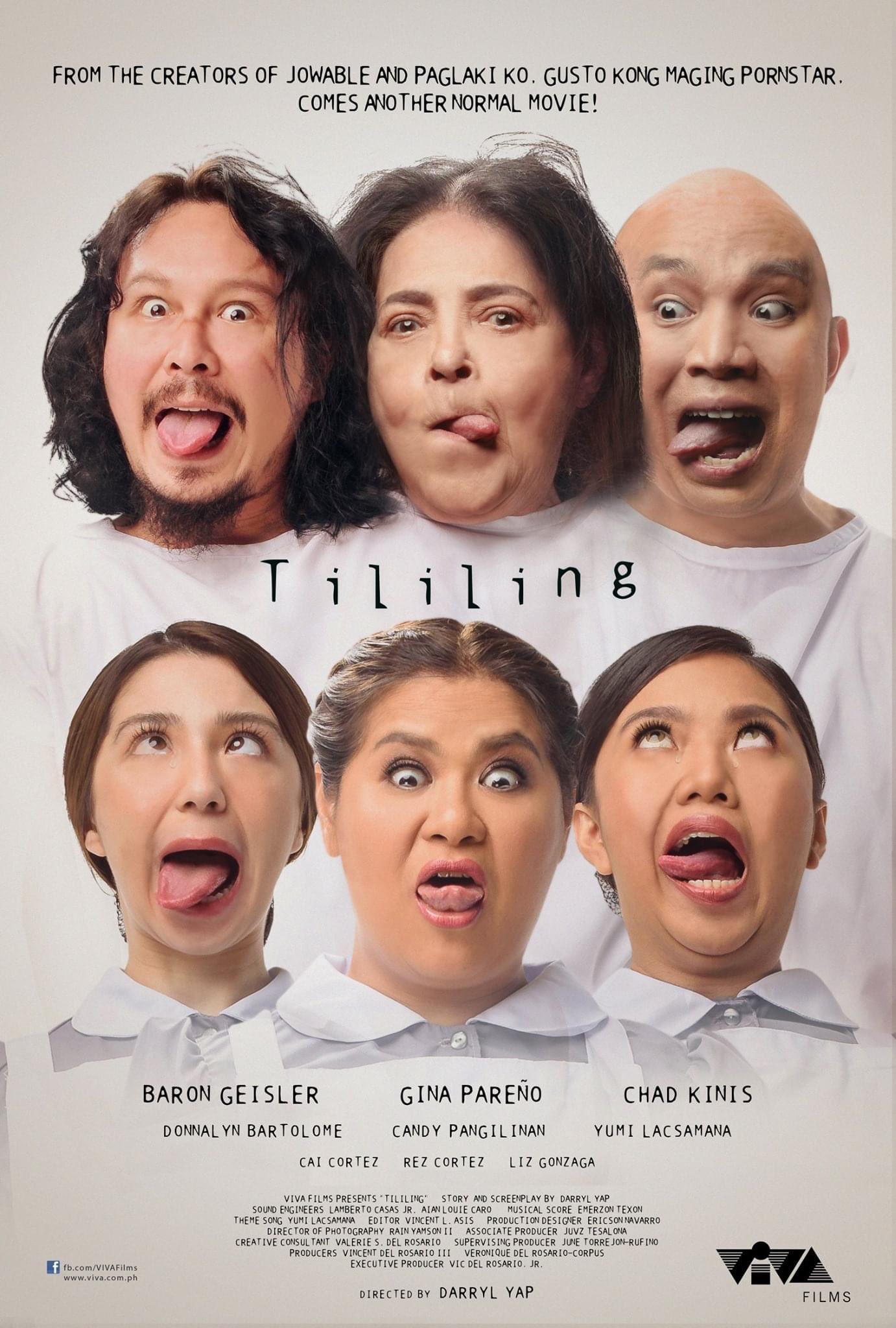 'Tililing' poster