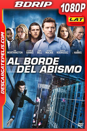 Al borde del abismo (2012) 1080p BDrip  Latino – Ingles
