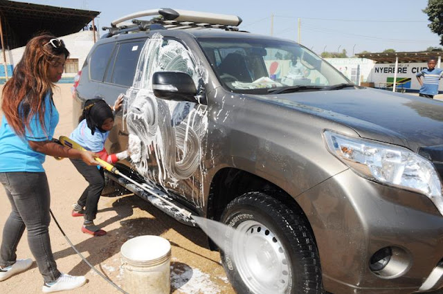 Media Car Wash For Health
