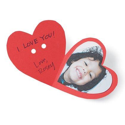 Peekaboo Valentine