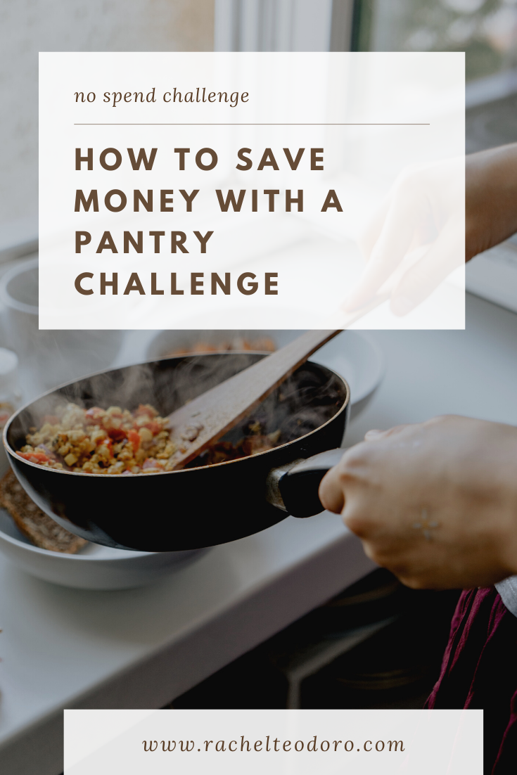 pantry challenge money saving
