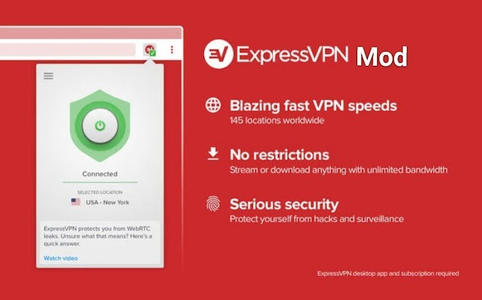 ExpressVPN Unlimited Secure VPN Proxy v7.13.0 [Mod] apk Download 2020