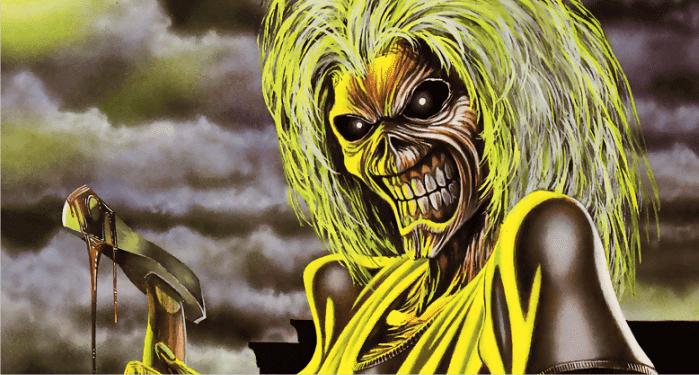O mascote do Iron Maiden Eddie