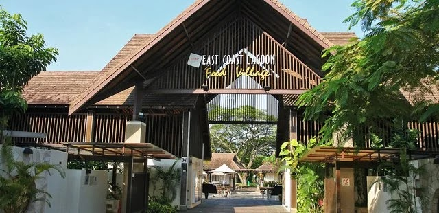 paket liburan murah ke East Coast Lagoon Food Village