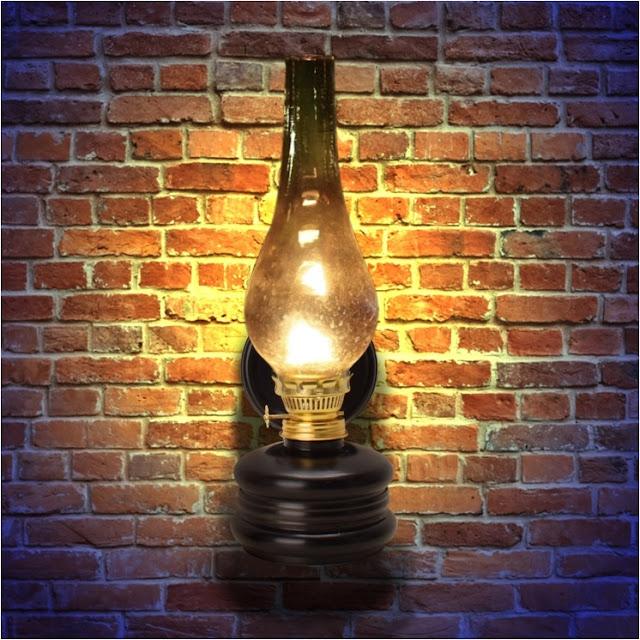 kişiye özel gaz lambası