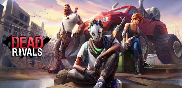 تحميل لعبة الاكشن Dead Rivals - Zombie MMO كاملة للاندرويد اخر تحديث
