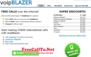 VoipBlazer | Voipblazer rates | iPhone | Android