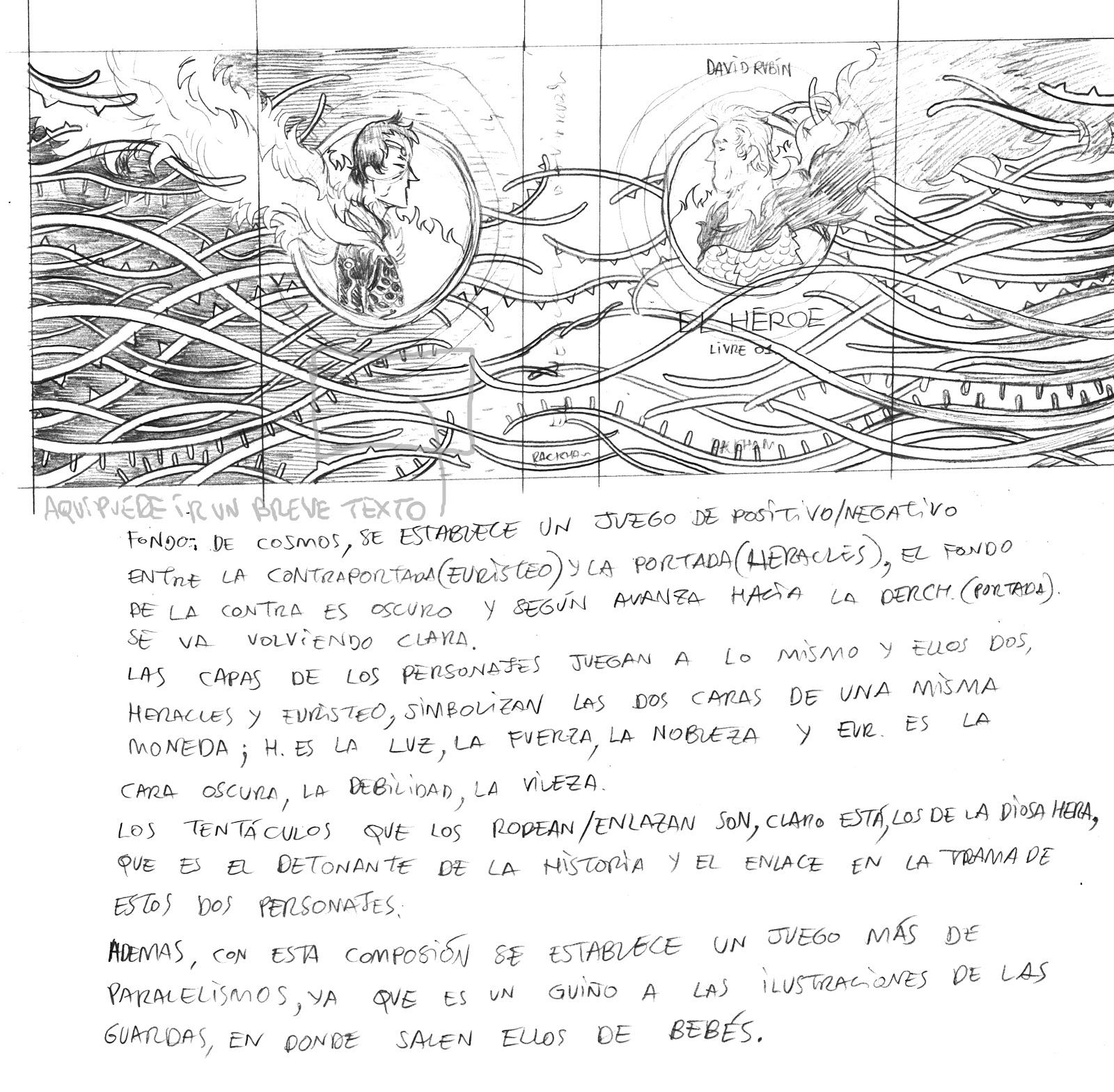 De Tripas Corazon Le Heros Livre 01 Making A Cover