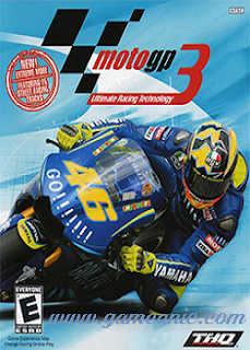 MotoGP 3 Ultimate Racing Technology Game cover
