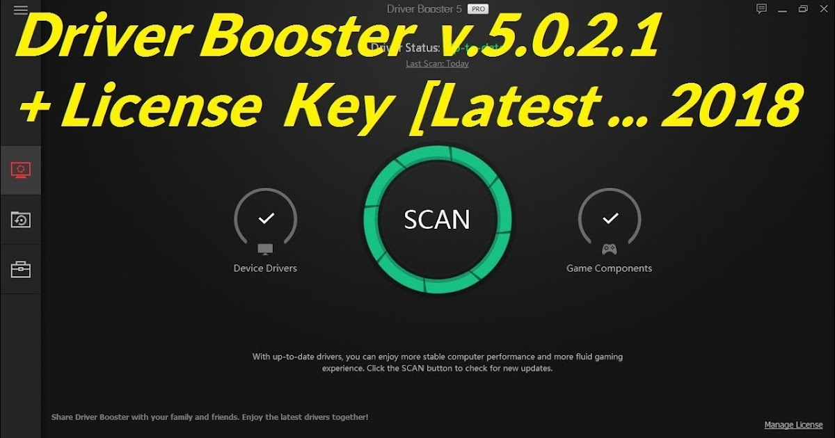 driver booster 5 latest version