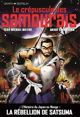 Le crépuscule des Samouraïs - la rébellion de Satsuma chez Graph Zeppelin