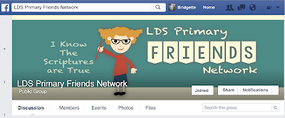 https://www.facebook.com/groups/LDSPrimaryNetwork/