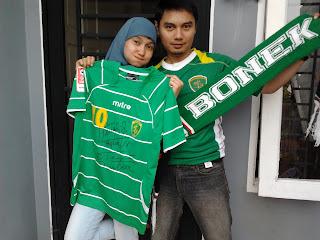 BONITA Epi Friezta Dewi Hasibuan & BONEK Cecen Core