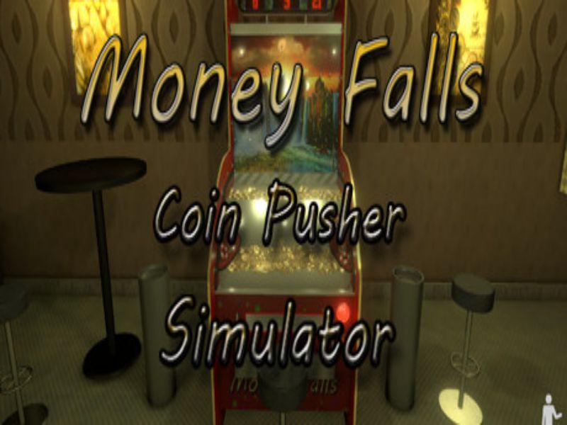 Download MoneyFalls Coin Pusher Simulator Game PC Free