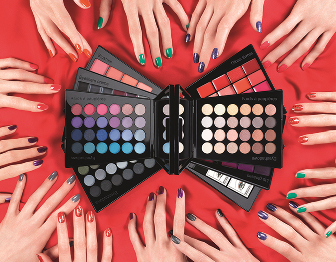 Color Festival Blockbuster Palette - Sephora Collection