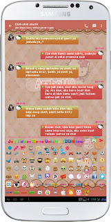 BBM Hello Kitty Based BBM 2.11.0.18 Apk