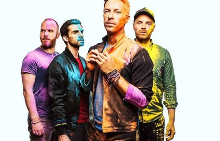 Así fue el concierto virtual de Coldplay a través de Instagram
