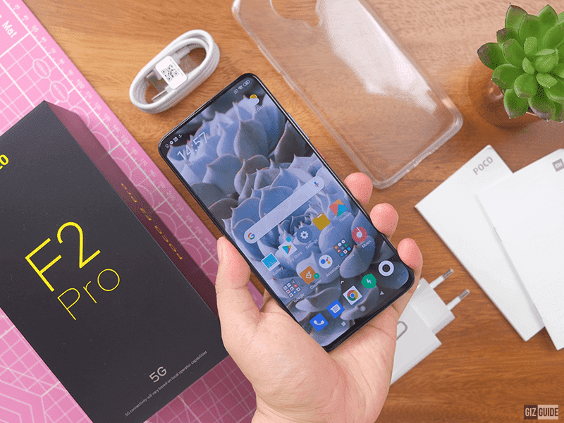 Deal: POCO F2 Pro will be up to PHP 5,000 off today only in Lazada PH!