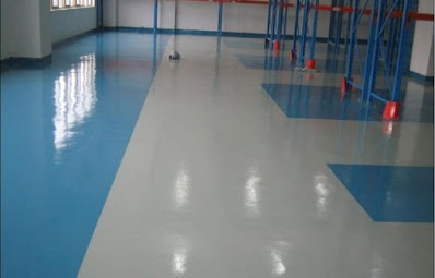 Aplikator Cat Epoxy Lantai