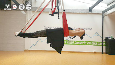 columpio yoga, swing, yoga, pilates, trapecio, trapeze, fly, flying