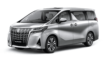 All New Alphard 2018 Silver