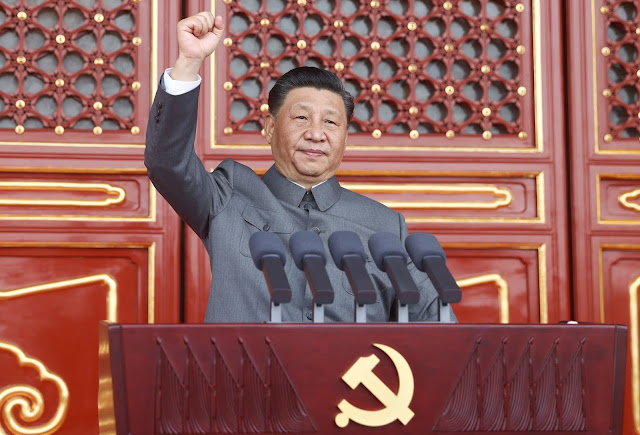 Xi Jinping is the New Führer