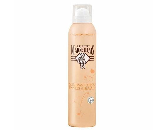 Spray de corp hidratant Le Petit Marseillais Sublimant Apricot, 200 ml