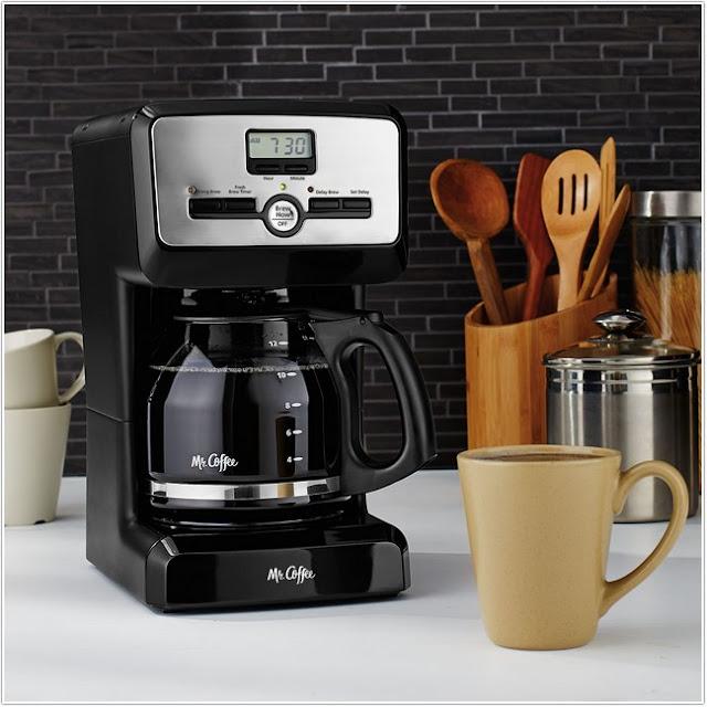 Mr. Coffee BVMC SJX33GT 12 Cup Programmable Coffeemaker