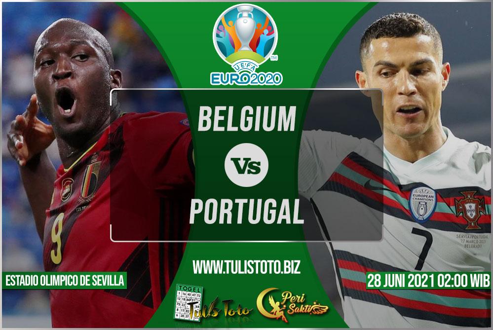 Prediksi Belgium vs Portugal 28 Juni 2021