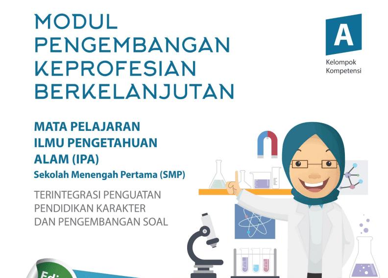 Modul PKB IPA SMP Revisi Tahun 2017