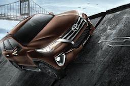 Toyota Fortuner VRZ dan SRZ All New Eksterior dan Interior