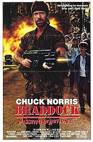 Braddock: Missing in Action III [1988] [DVD R1] [NTSC] [Latino]