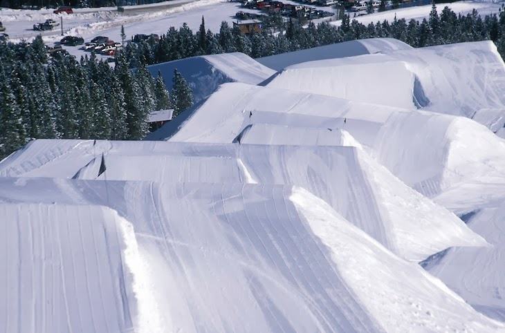Ski Chair Lift Plaid Wingback Chairs Top 10 Snow Parks In The World - Addiction News About Mountains, Ski, Snowboard, Weather ...