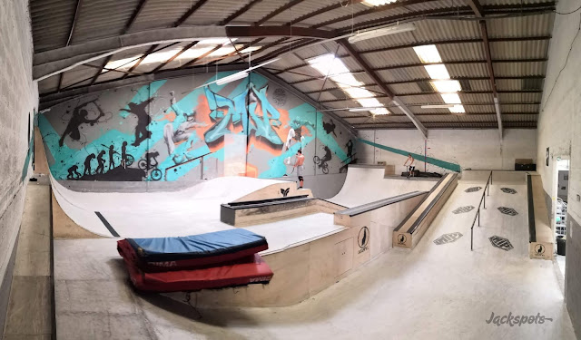 Skatepark MIP Montpellier