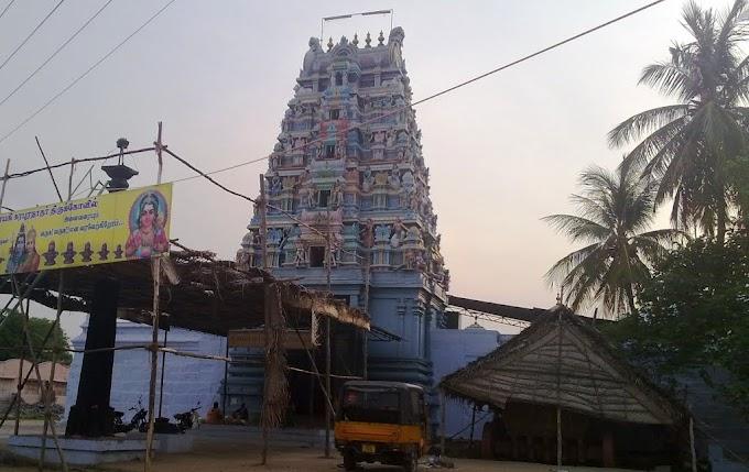 Karapuranathar Temple Uthamacholapuram Salem - History, Timings, Festivals & Address!