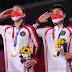 Greysia-Apriyani Berhasil Rebut Medali Emas Olimpiade Tokyo 2020