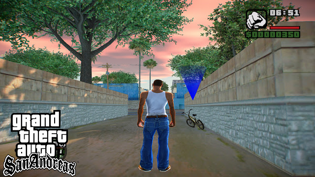 GTA San Andreas  NGSA Renewed 2.0 With Trees Pc