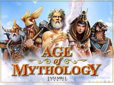 Khoảng không truyền thuyết làm cho sức thu hút riêng của Age Of Mythology
