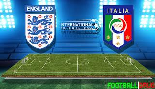 England vs Italy LIVE latest score info