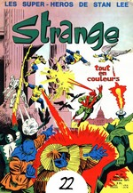 Strange n° 22
