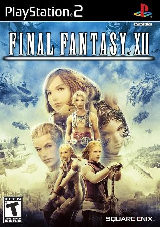 Final%2BFantasy%2BXII - Final Fantasy XII | Ps2