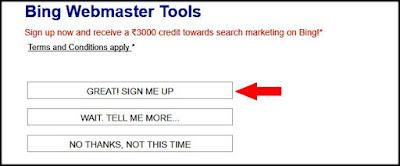 bing webmaster tool kya hai