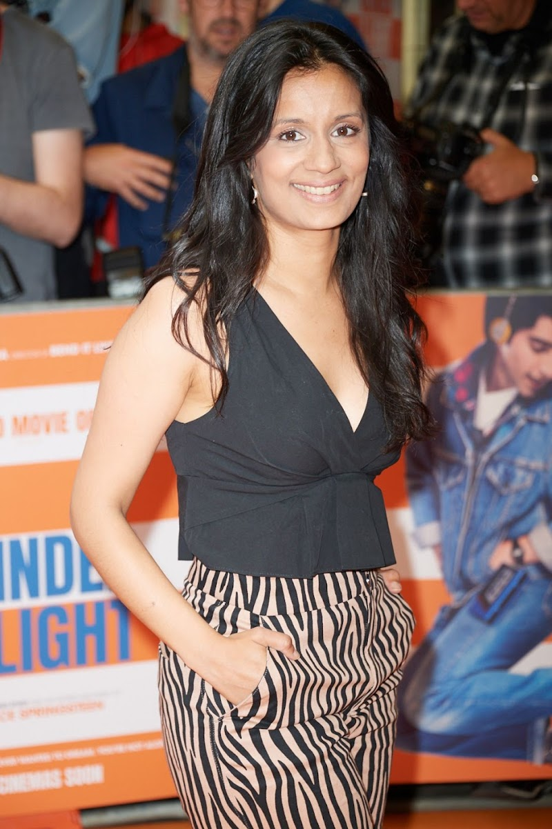 Sonali Shah Clicks at Blinded by the Light Premiere in London 29 July-2019