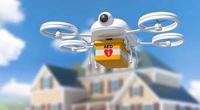 Canada deploys EMS response drones