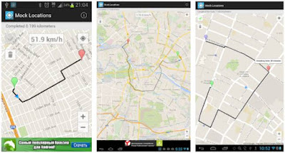 Aplikasi Fake GPS Terbaik - 3