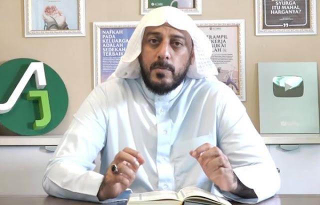 Syekh Ali Jaber: Hancurnya Ka'bah Lebih Ringan dari Membunuh Seorang Muslim!