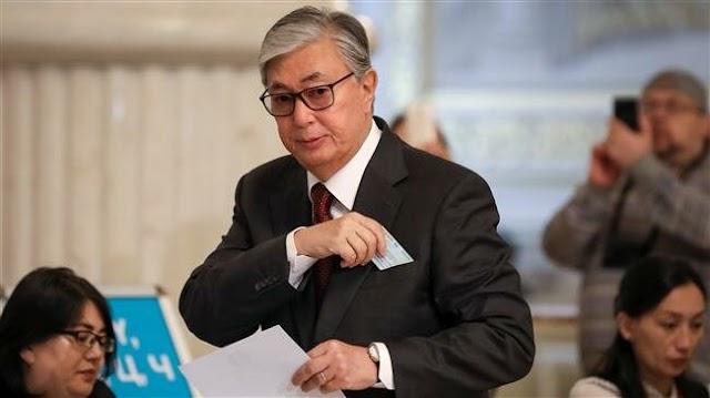 Kazakhstan elects Kassym-Jomart Tokayev hand-picked successor of former president Nazarbayev