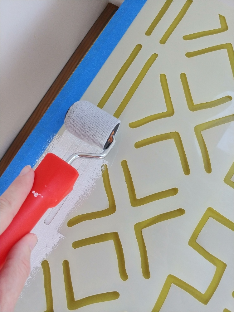 stenciling how to