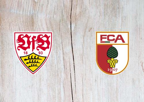 Stuttgart vs Augsburg -Highlights 07 May 2021